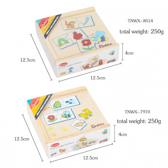 Animal Cognitive Matching Box