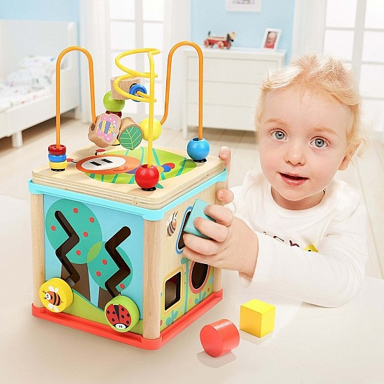 Garden Activity Cube - 5 in 1 - Small