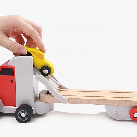 Motor Truck - 4 cars