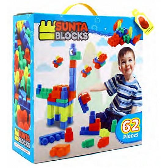 SUNTA BLOCKS 62 PCS