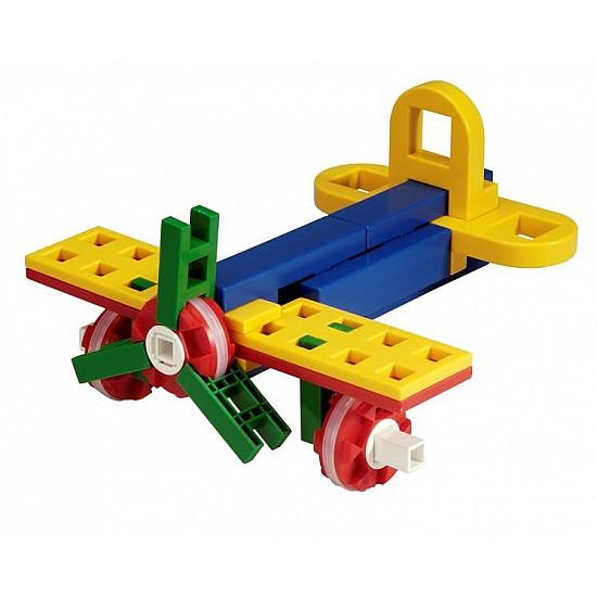 Potential Inspiring Blocks - 262Pcs