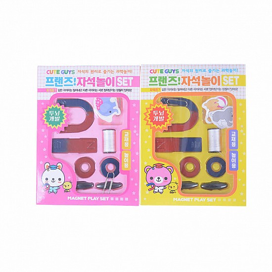 Magnetic Play Kit for Kids