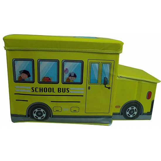 Bus Shaped storage box - Small