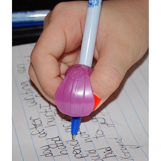 مقبض قلم باجنحة