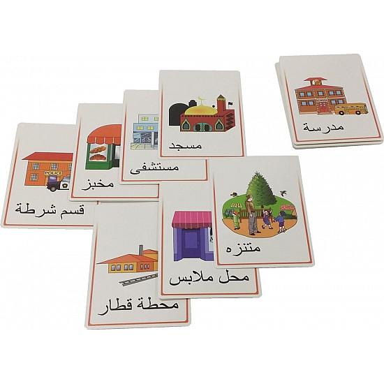 Flashcards - Facilities