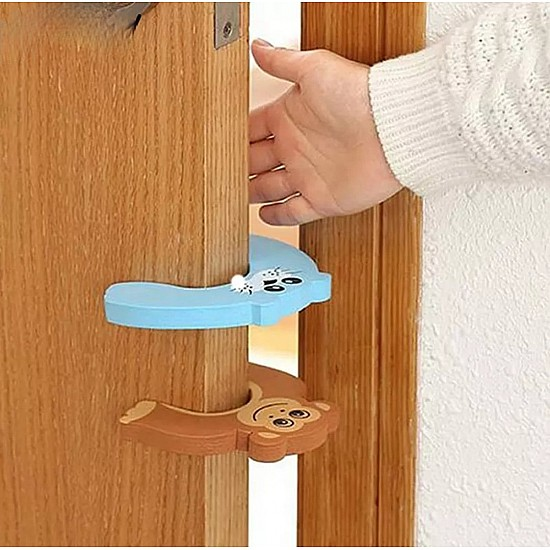 Child Safety Door Guard - 2 piece